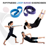 Furinno Resistance Band RF1501 SET OF 4