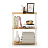 Furinno 3-Tier Multipurpose Shelf 18025BE/WH