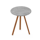 Furinno Outdoor 3-Leg Round Smart Top Table FSTR18016CM