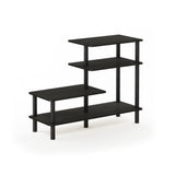 Furinno 3-Tier Side Display Rack 18126EX/BK