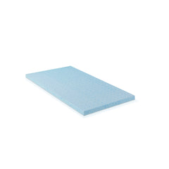 Furinno Angeland 2 INCH Gel HD Foam Mattress Topper, Firm (FT26221)