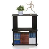 Furinno Simple Design Bookcase 15070WNBK