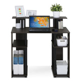 Furinno Computer Writing Desk 15071WNBK