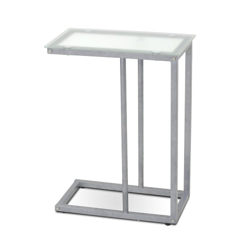 Furinno Glass Snack Table FTD0405G