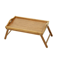 Furinno DaPur Bamboo Serving Tray with Legs (FK8885)