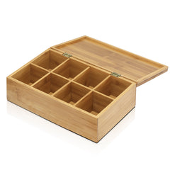 Furinno Bamboo Tea Box FK8910
