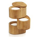 Furinno Bamboo 3 Tier Spice Can FK8942