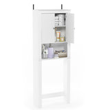 Furinno Double Door Bath Cabinet FR18514WH