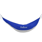 Furinno Portable Lightweight Hammock FH16097BK/OR