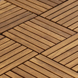 Furinno Outdoor Floor Wood Tile FG161033