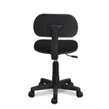 Furinno Nylon Base Swivel Chair FCR101GBK