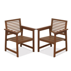 Furinno Outdoor Armchair FG161249R SET OF 2