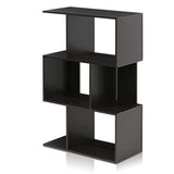 Furinno 3-Tier Open Book Shelf FR16120EX