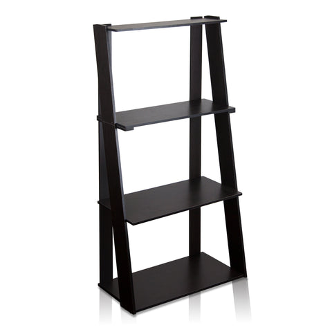 Furinno Tall Ladder Shelf 11075R4EX