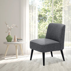 Furinno Accent Chair SF201N17DGY