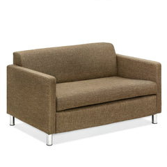 Furinno Simply Home Reversible Sofa Bed, Brown (SF801N2BR)
