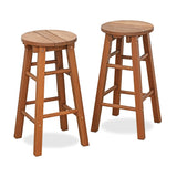 Furinno Outdoor Arch Bar Stool FG17629 SET OF 2