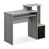 Furinno Computer Writing Desk 12095GYW