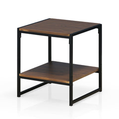 Furinno 2-Tier End Table FM4045ST-2DW