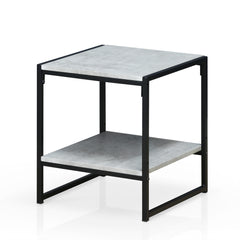Furinno 2-Tier End Table FM4045ST-2SW