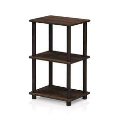 Furinno 2 Space Shelf 16101WN/BR
