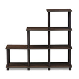 Furinno Ladder Space Shelf 16107WN/BR