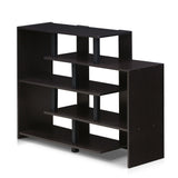 Furinno 5-Tier Storage Shelf 17035EX/BK