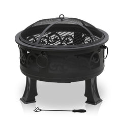 Furinno Outdoor Round Firepit FPT17137