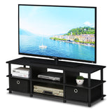 Furinno TV Entertainment Center 17038EX/BK