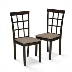Furinno Dining Chair Set FKDR108-C2 SET OF 2