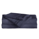 Furinno 3-Piece Microfiber Bed Sheet Set FB1713NBT