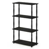 Furinno 4-Tier Multipurpose Shelf 18034BE/WH
