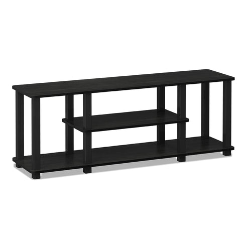Furinno Entertainment TV Stands 18027AM/BK