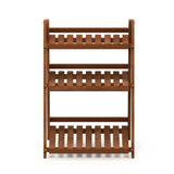 Furinno 3-Tier Flower Rack FG18452