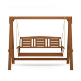 Furinno 3 Seater Swing with Stand FG18415S