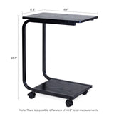Furinno U-Shaped Laptop Desk FNBJ-22305BK