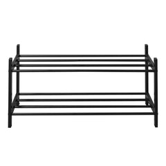 Furinno Metal Shoe Rack FNBJ-22309BK