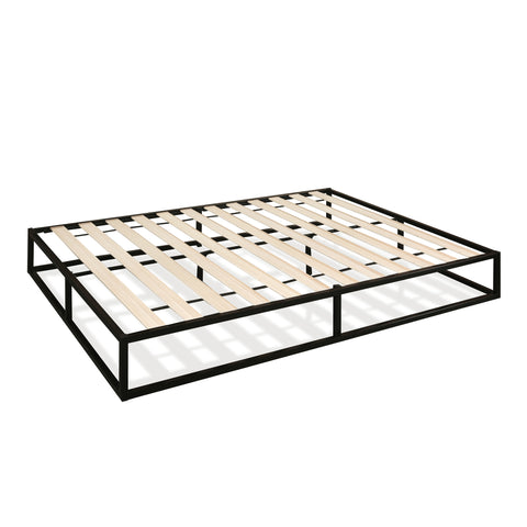 Furinno Metal Bed Frame Foundation FB3003F
