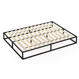 Furinno Metal Bed Frame Foundation FB3003Q