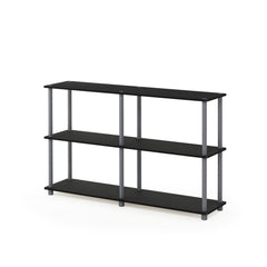 Furinno 3-Tier Display Rack 99130BK/GY