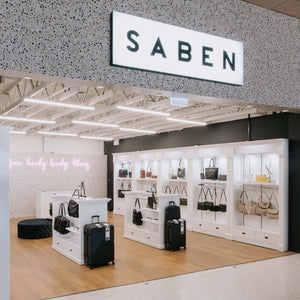 JUST LANDED: Saben opens store at Auckland Airport