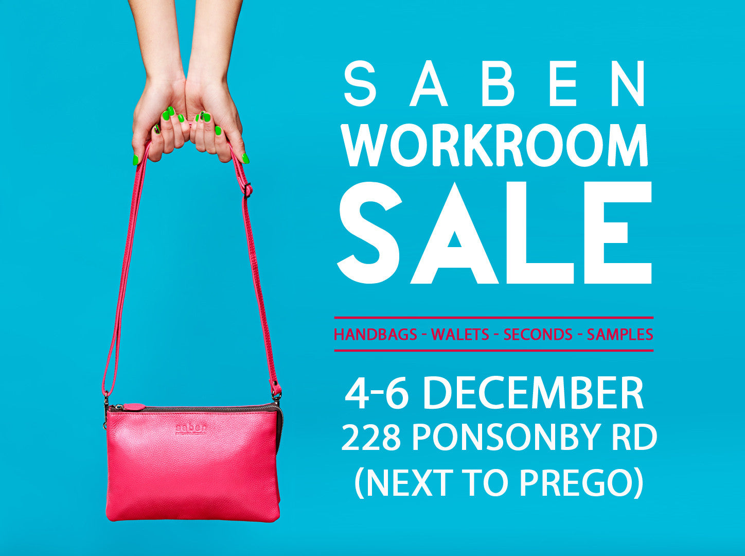 Saben Workroom Sale