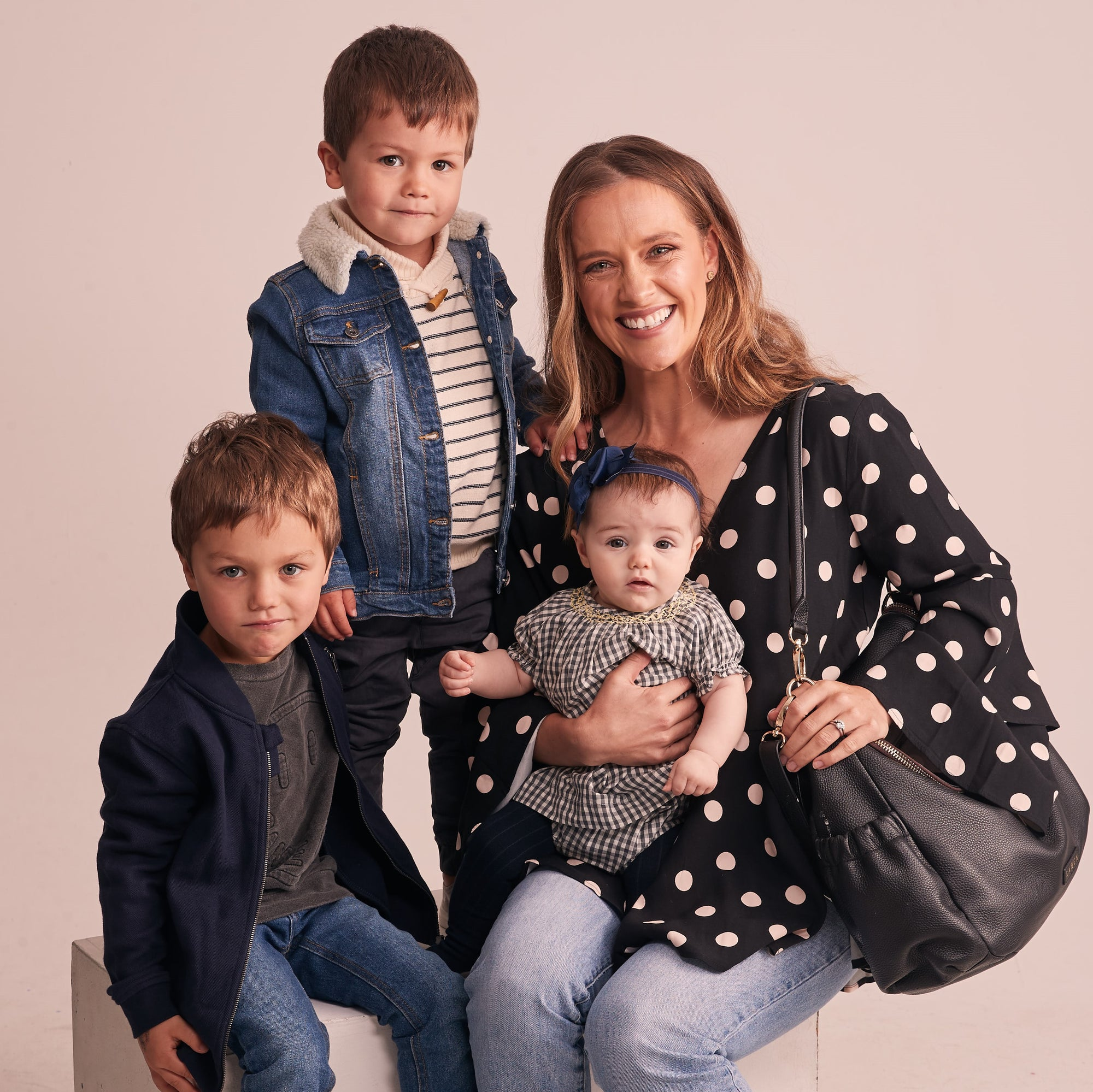 Mama Muse: Jessie Jarvie, founder of The Baby Bag Co