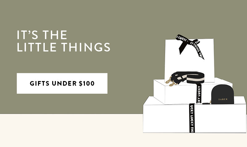 Saben Gift Guide shop gifts under $100