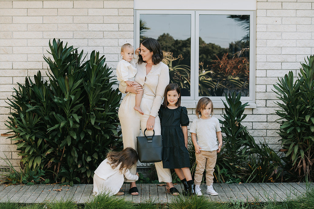 At home with Steph Peeni