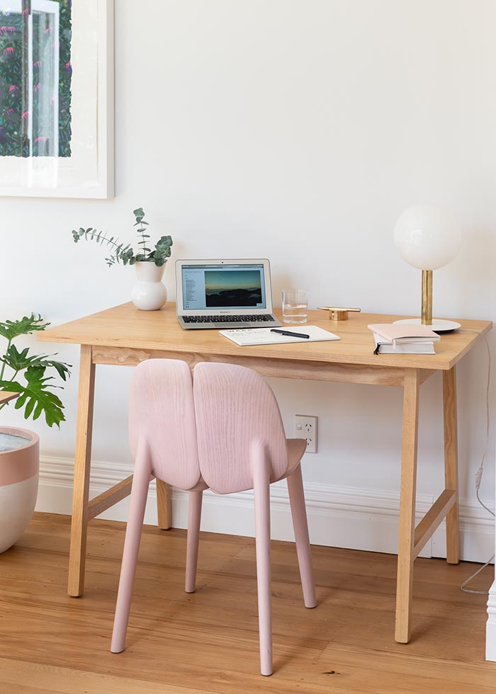 Saben home office inspiration via Alana Broadhead