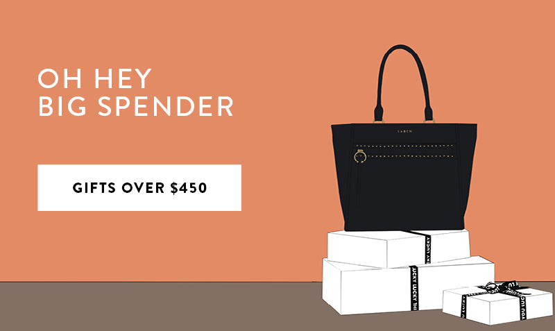 Saben gift guide oh hey big spender luxury gifts from $450 onward