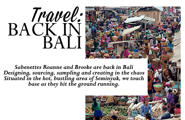 Backin Bali header blog post