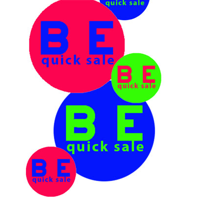 Be quick sale bubbles for fb