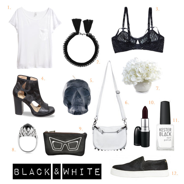 Carrie Diaries Blog 002 Black and White